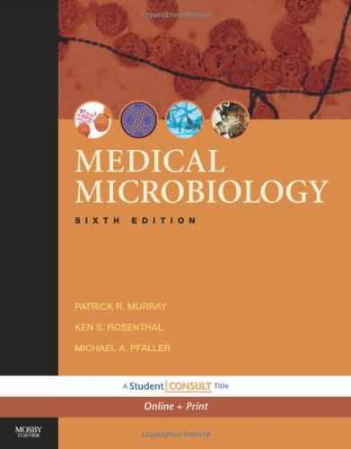 Medical Microbiology: with STUDENT CONSULT Online Access...