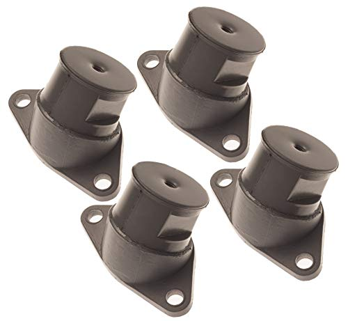 4 Pack New Engine Motor Mount Yamaha SJ Super Jet 650 700 701 1990-2016