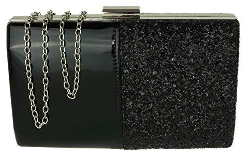 Girly Handbags Pochette pour Noir femme rrgwAp