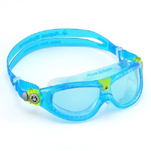 Aqua Sphere Seal Kid 2 Swim Goggle, Blue Lens / Aqua