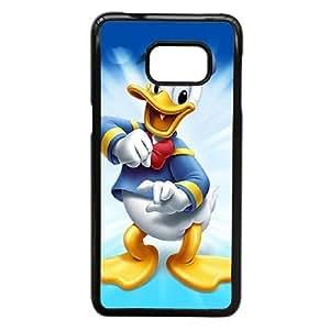 Phone Accessory for Samsung Galaxy S6 Edge Plus Phone Case Donald Duck D1403ML