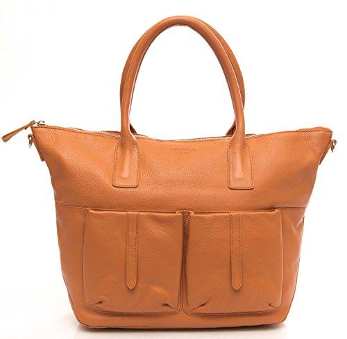Tosca Blu Borsa Donna Annette Shopping Cuoio