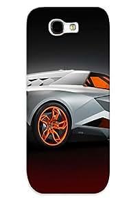 Crazinesswith New Arrival NfORWHN6923JBgmY Premium Galaxy Note 2 Case(2013 Lamborghini Egoista Concept)