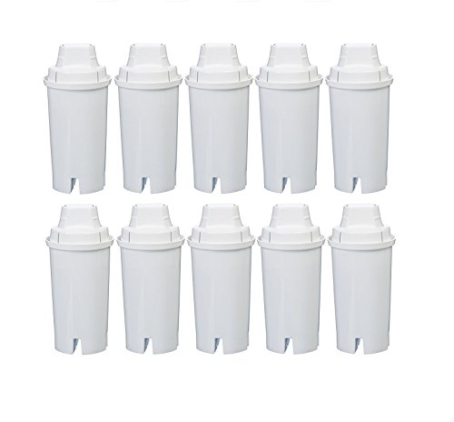 UPC 841710175639, AmazonBasics Replacement Water Filters for AmazonBasics & Brita Pitchers - 10-Pack