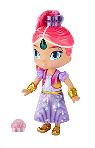 Fisher-Price Nickelodeon Shimmer & Shine, Wish & Twirl Shimmer