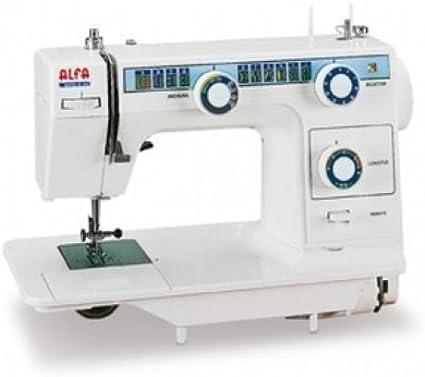 Maquina de coser ALFA 393 TDL: Amazon.es: Hogar