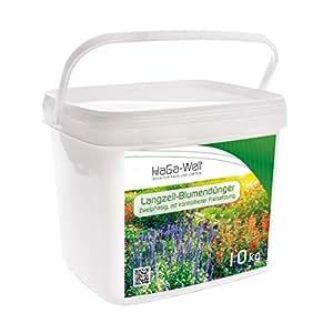 Flores de largo tiempo de Abono fertilizante Mineral abono Fertilizante Fertilizantes 10kg