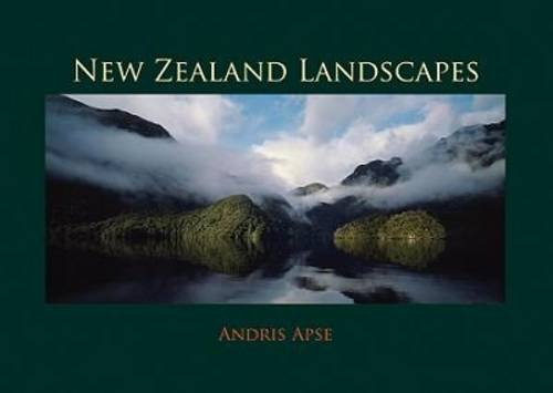 A mini version of the revised Andris Apse 'New Zealand Landscapes' . A pictorial photography book which has been revised and refreshed since its first publication in 1994. The book has been produced as a quality New Zealand pictorial memento.
