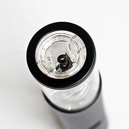 Abre De Vino Tinto Eléctrico con Cortador De Láminas Sacacorchos Abres De Botellas Automáticos Conjunto Accesorios De Cocina Herramientas Gadgets(Color:B)