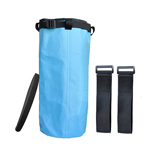 Yeezo Horse Hoof Soaking Boot Hooves Soaker Bag for Treating Common Hoof Ailments with EVA Pad