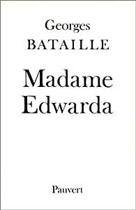 Madame Edwarda par Georges Bataille