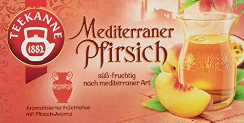 Teekanne Mediterraner Pfirsich (1 x 50 g)
