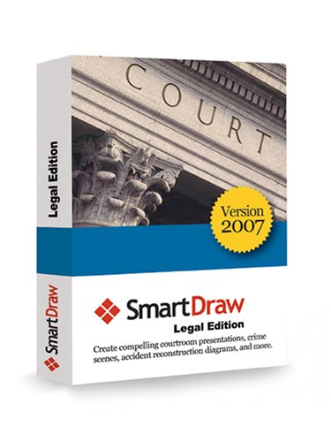 SmartDraw 2007 Legal Edition [Old Version]
