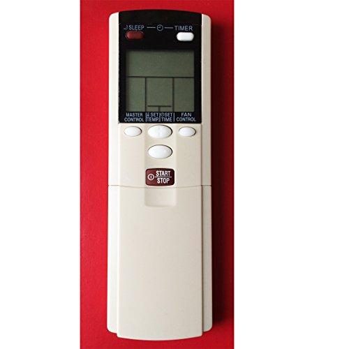 Generic Replacement Air Conditioner Remote Control for Fujitsu GENERAL AR-DL3 AR-DL1 AR-DL2 AR-DL4 AR-DL5 AR-DL6 AR-DL7 AR-DL8 AR-DL9 AR-DL10 (Ar Inc)