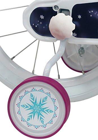 Disney Frozen Bicicletta Bambina Multicolore, 16\
