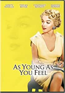 As Young As You Feel (Bilingual)