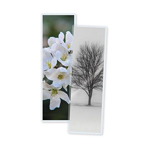TruLam 5 Mil Bookmark Medium Laminating Pouches, 2-1/2 x 7-3/4 Inches, 100 per Box (LP05BKMED)