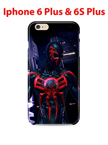 Spiderman (for Iphone 6 Plus / Iphone 6s Plus) 5.5in Hard Case Cover (sm1)