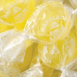 Napoleon Bon Bons: Lemon 7LB Bag