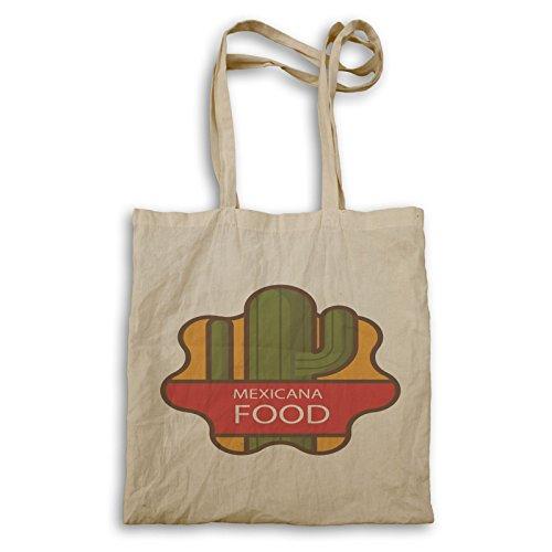 Mexikanisches Essen Mexicana Tragetasche r196r
