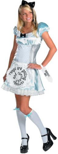Costumes Teens Wonderland In Alice For (ALICE CHILD TEEN 14-16)