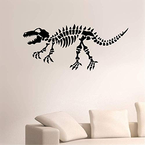 Naiuy Vinyl Saying Lettering Wall Art Inspirational Sign Wall Quote Decor Dinosaur Skeleton Kids Room Idea Art