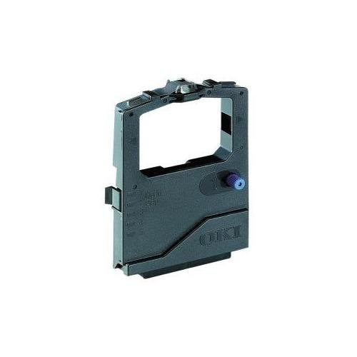 Okidata - ML420/421/490/491 Black Ribbon (Ml421 Dot Impact Matrix Printer)