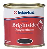 Interlux Y4258/HP Black Brightside Boottop Paint (Half Pint)