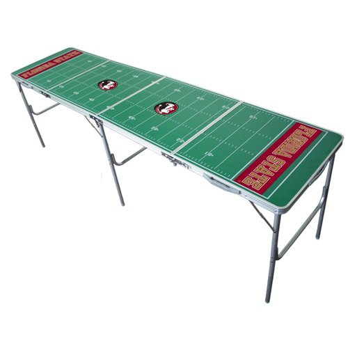 Florida State Seminoles 2x8 Tailgate Table by Wild Sports by Wild Sales