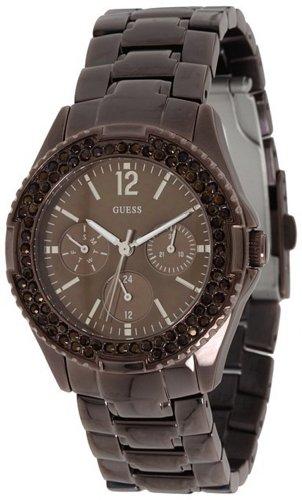 GUESS Women's U13631L1 Feminine Classic Hi-Energy Bronz Watch by GUESS