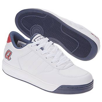 146fa455b4c Reebok Men s S. Carter Classic Low (White Navy Red 8.0 M) - Buy Online in  UAE.