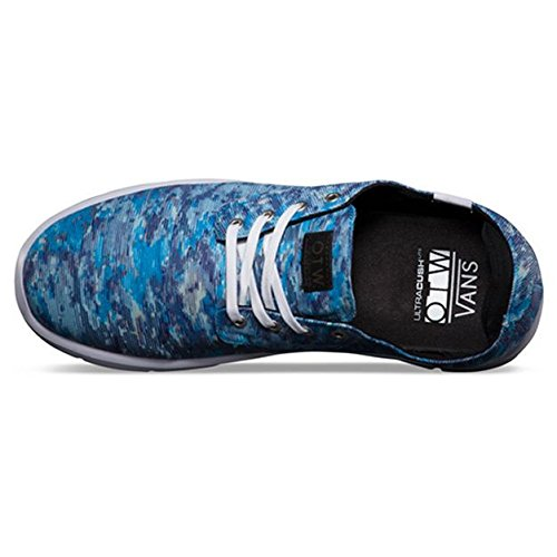 Vans Prelow M - Zapatillas Hombre Azul