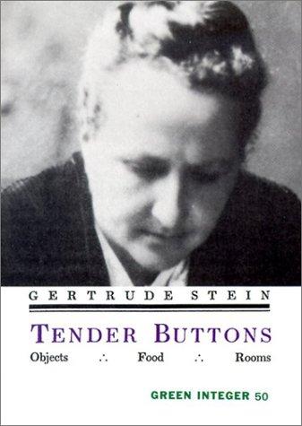 Tender Buttons (Green Integer)
