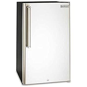 21. Fire Magic 4.2 Cu. Ft. Premium Compact Right Hinge Refrigerator - 3590-dr, Stainless Steel