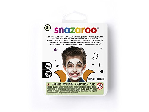 Snazaroo Vampire Face Paint Theme -