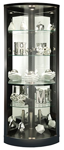 Howard Miller 680609 Jaime Display Cabinet by Howard Miller