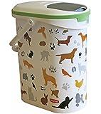 Curver - Recipiente para alimento seco de Mascotas, 4 kg