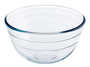 Arcuisine 4936164 - Bol para mezclas, 2 l, color transparente