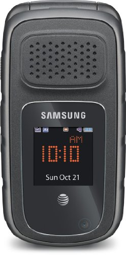 Samsung Rugby III, Gray (AT&T)
