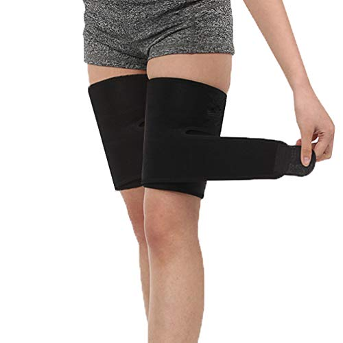 f763afe981 Luwint Men Women Thigh Brace, Adjustable Sciatic