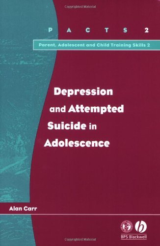 Depression and Attempted Suicide in Adolescents (Parent, Adolescent and Child Training Skills)