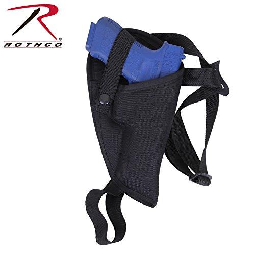 Rothco Enhanced Nylon Shoulder Holster, Black