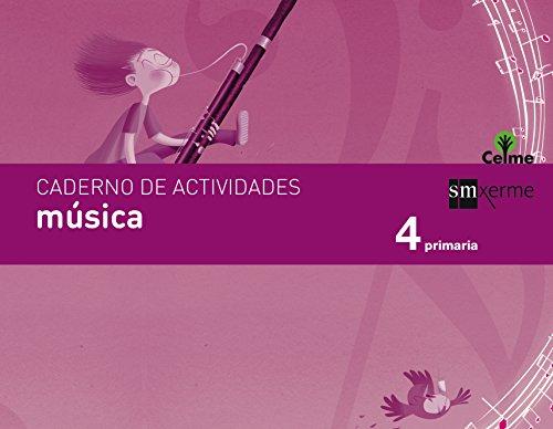 Descargar Libro Caderno Música. 4 Primaria. Celme Fátima Batista Ponce