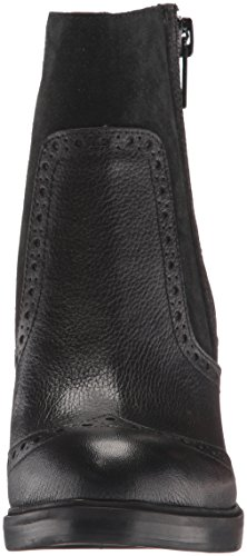 Bootie Women's Berta Connection Black French Ankle qw8IdE5x