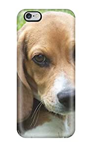 CyrLAMu8972TcPXp Valerie Lyn Miller Beagle Dog Feeling Iphone 6 Plus On Your Style Birthday Gift Cover Case