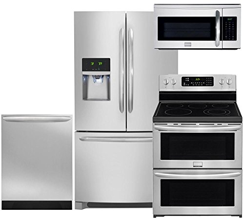 Frigidaire Smudge-Proof Stainless Steel FGEF306TMF 36