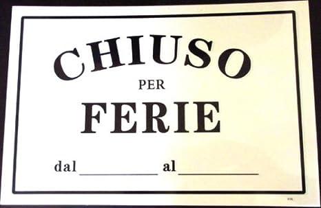 Cartel con inscripción