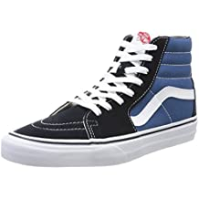 VANS Sk8-Hi for Unisex Men Women, Casual Hi Top, Lightweight, Comfortable and Durable Skate Shoes in MTE, Re-Issue, Mono, Suede and Canvas Styles