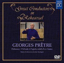 名指揮者の軌跡Vol.8 プレートルの《牧神の午後への前奏曲》 [DVD]