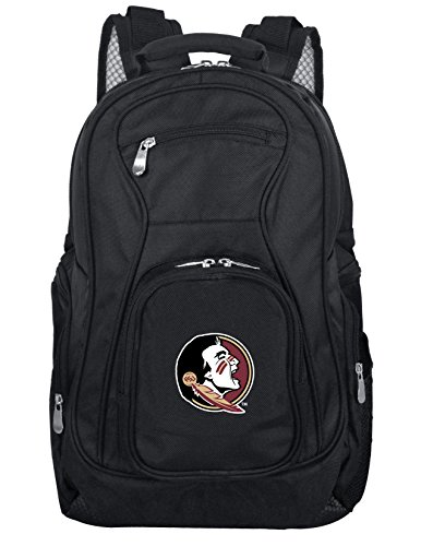 NCAA Florida State Seminoles Voyager Laptop Backpack, 19-inches